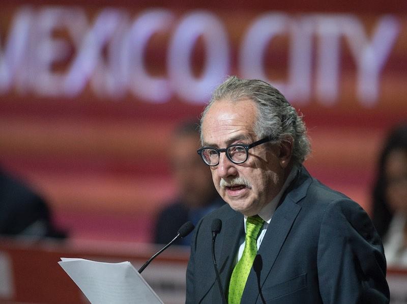 Decio de María es nuevo vicepresidente del Comité Ejecutivo en el COM