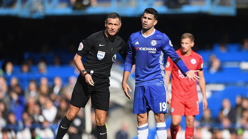 Diego Costa todavía no sabe que hacer cuando se enoja