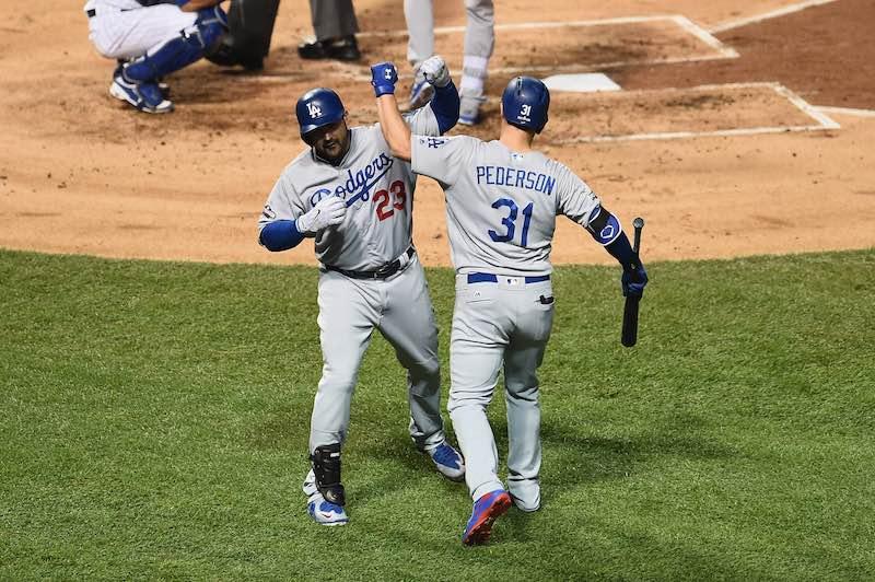 Dodgers ganan