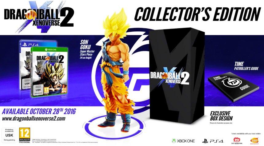 Dragon Ball Xenoverse 2 Edición de Colección