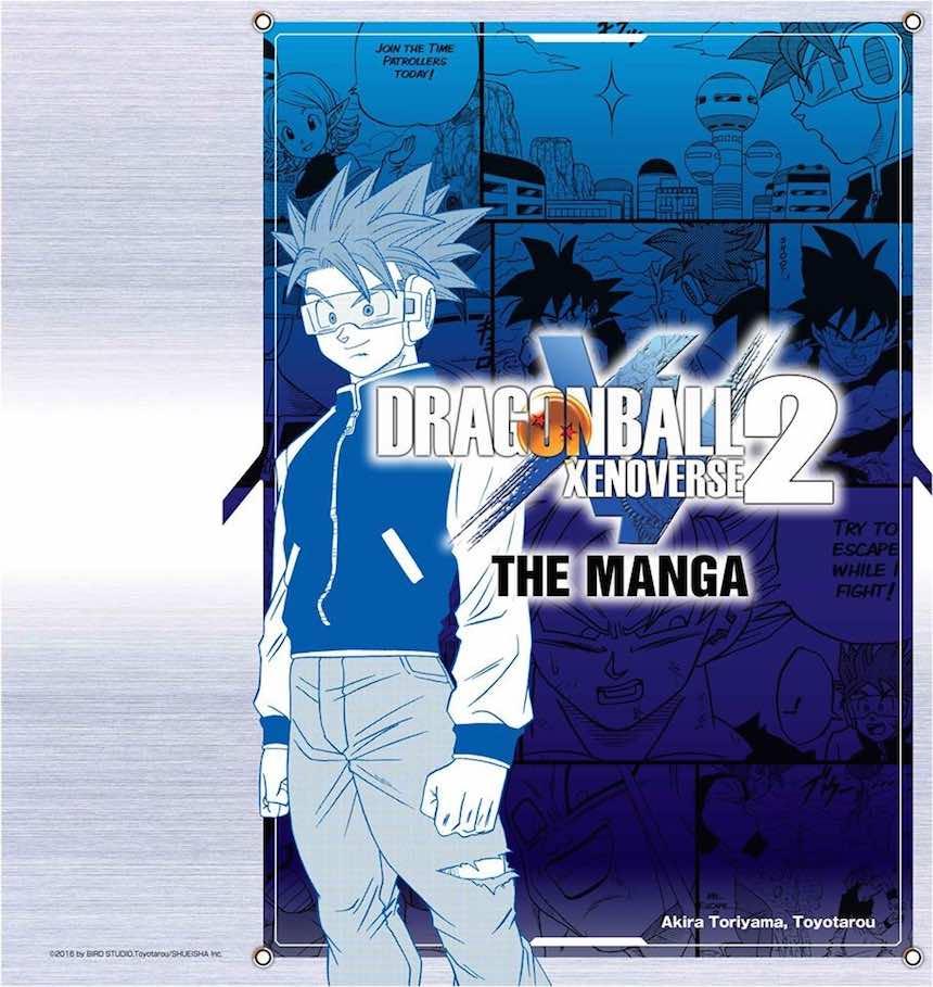 Dragon Ball Xenoverse 2 Maga