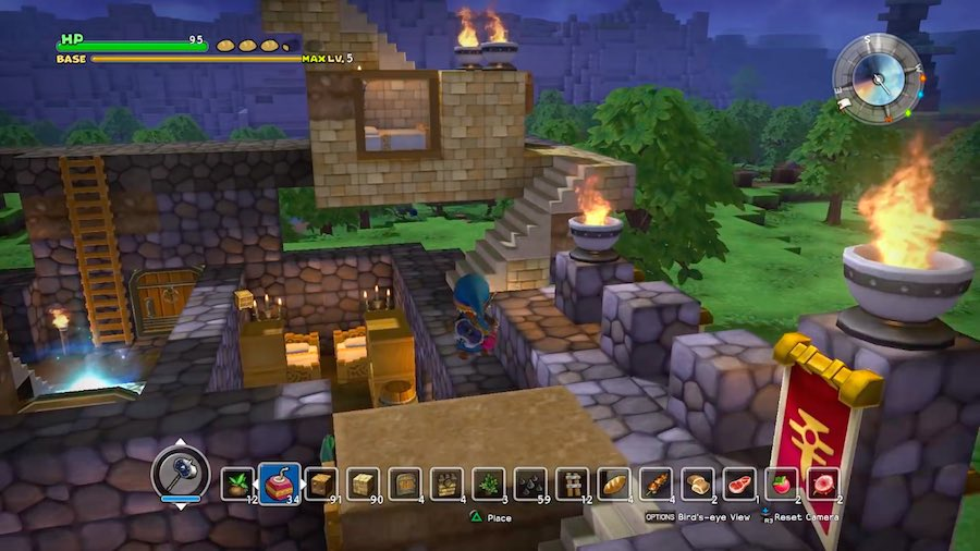 Dragon Quest Builders 4