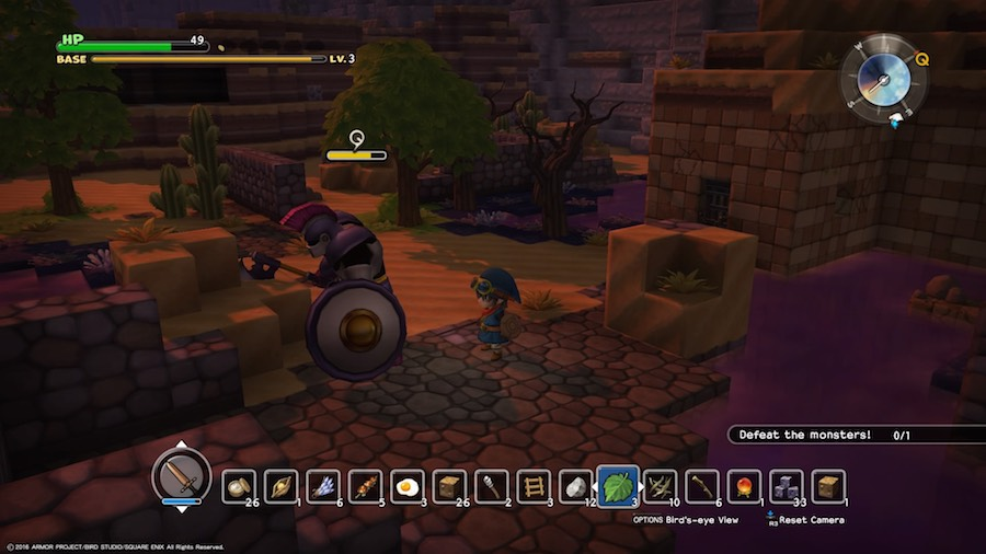 Dragon Quest Builders Misiones