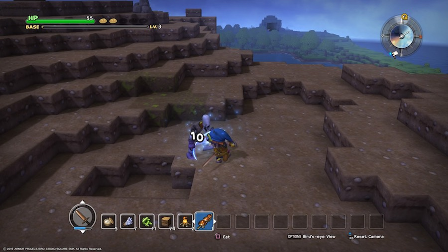 Dragon Quest Builders Monstruos 2