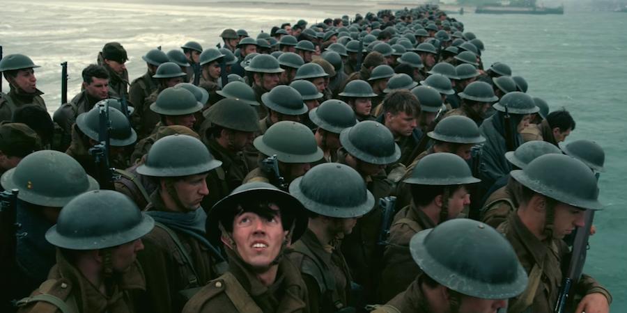Dunkirk - Filme de Christopher Nolan