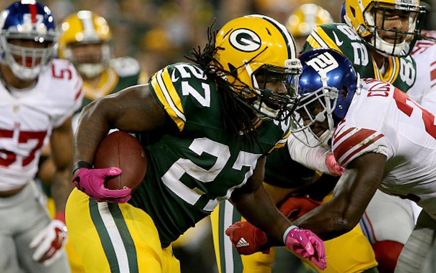 ¿Qué harán los Green Bay Packers sin Eddie Lacy?