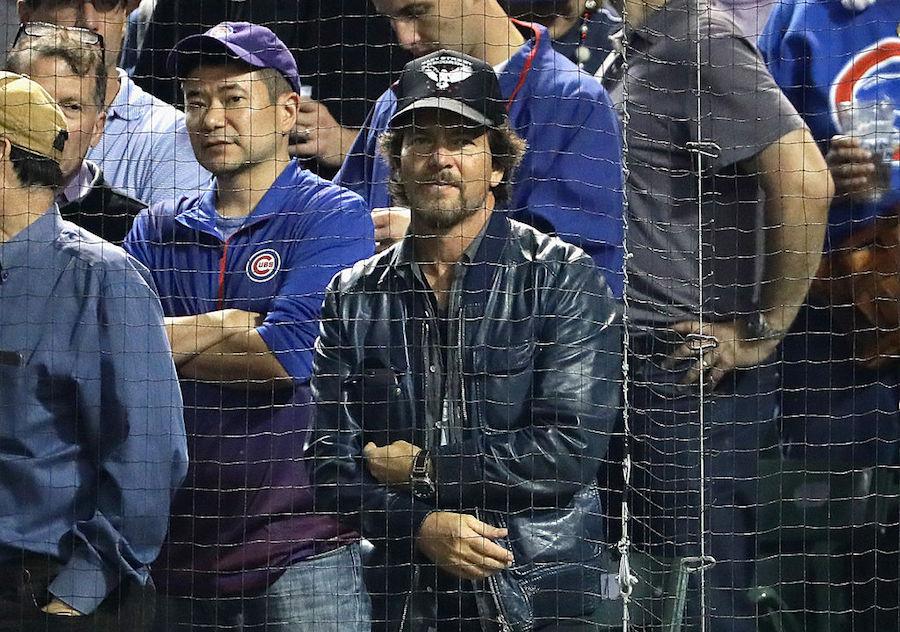 Cinco aficionados famosos de los Chicago Cubs