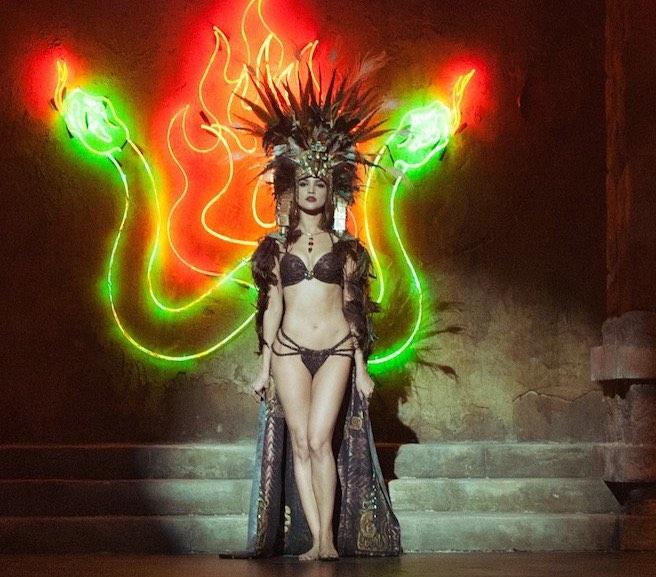 Eiza Gonzalez From Dusk Till Dawn 2