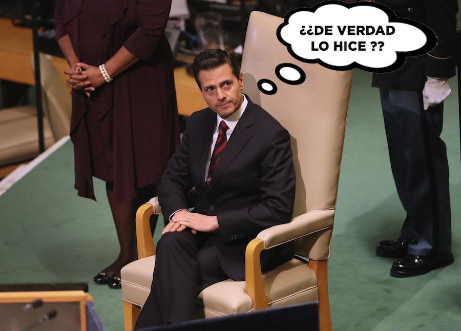 Un artículo del periódico estadounidense The Washington Post consideró que las reformas estructurales del presidente Peña Nieto podrían haber salvado a México