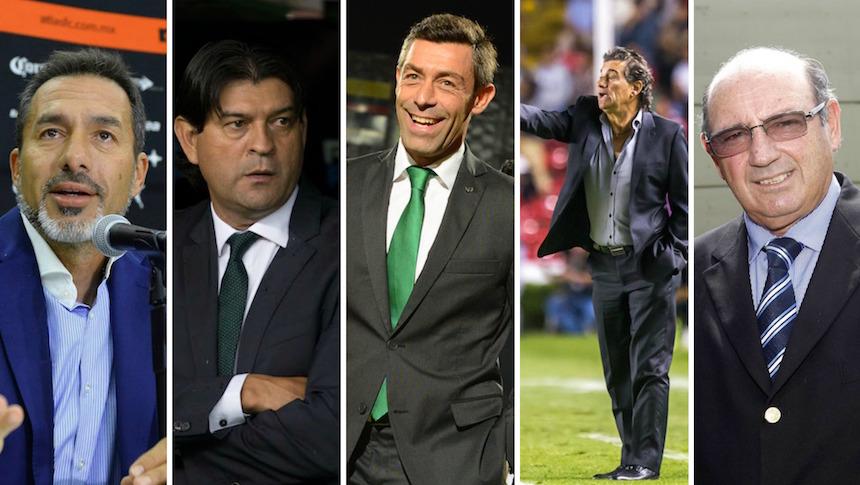 ¿Qué entrenador les gustaría en Cruz Azul?