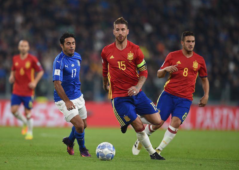 italia contra España Fecha FIFA