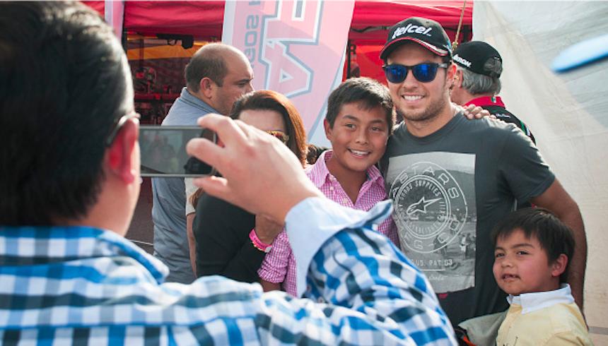 Y por que no podía faltar; llegó la guía del villamelón para el GP de México