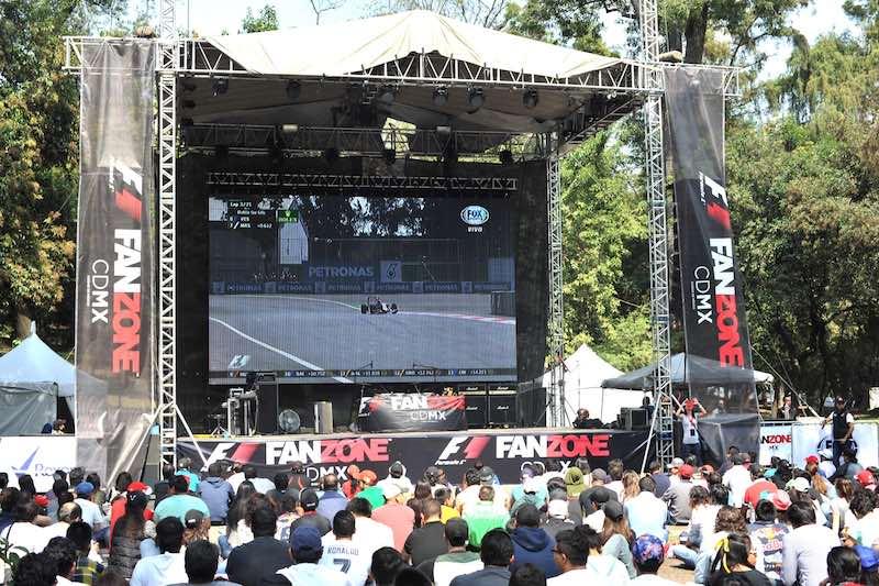 Para que no se queden sin Fórmula 1: ¡Sopitas.com te regala boletos para la F1 Fanzone México!