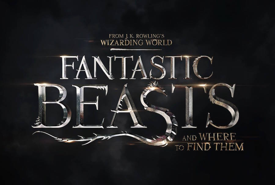 Póster de Fantastic Beasts and Where to Find Them