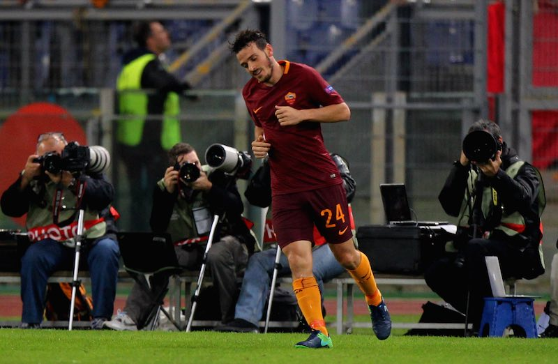 Florenzi Roma Europa League