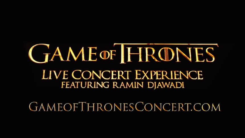 Game of Thrones Live Concert 2