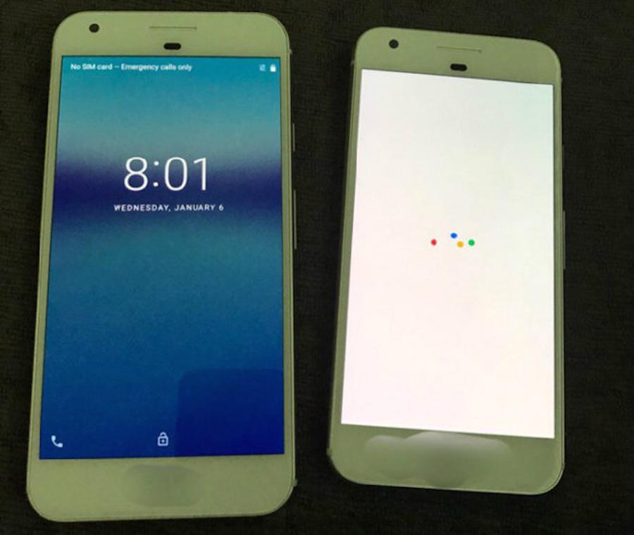 Teléfonos Google Pixel