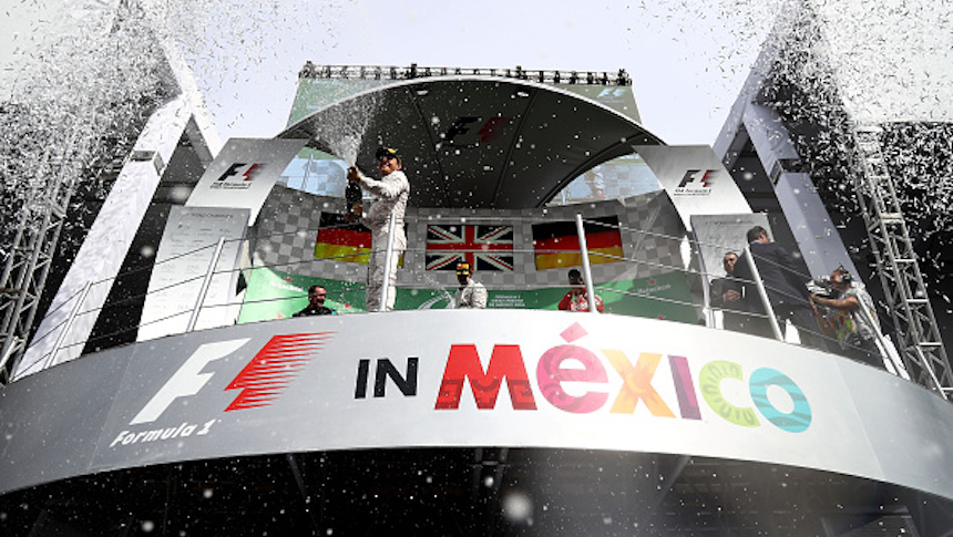 El error de la Fórmula 1 sería dejar de venir a México