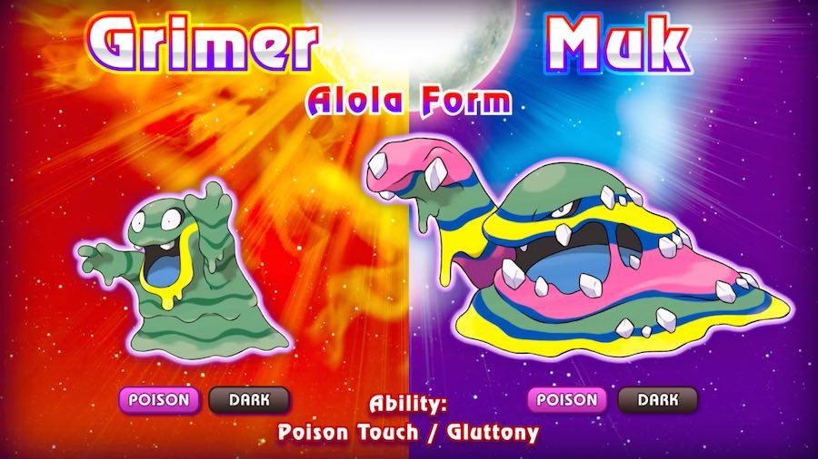 Grimmer/Muk Alola