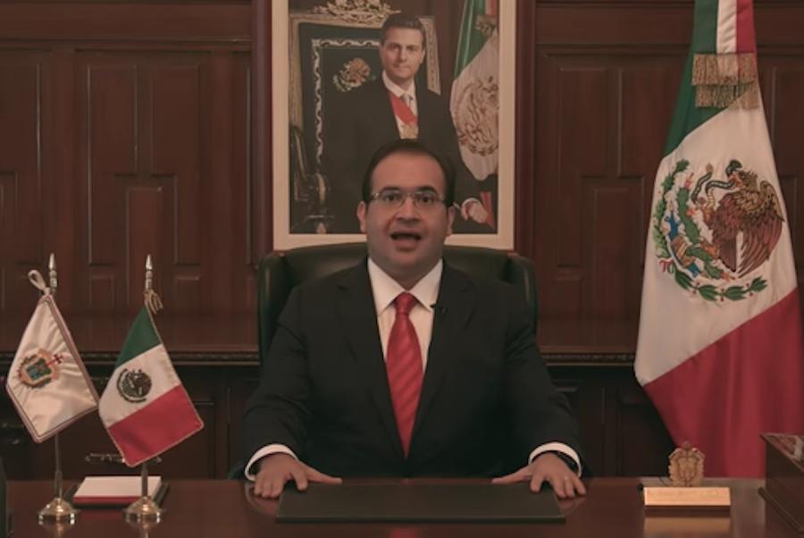 La PGR sí giró una orden de aprehensión contra Javier Duarte y otras siete personas más