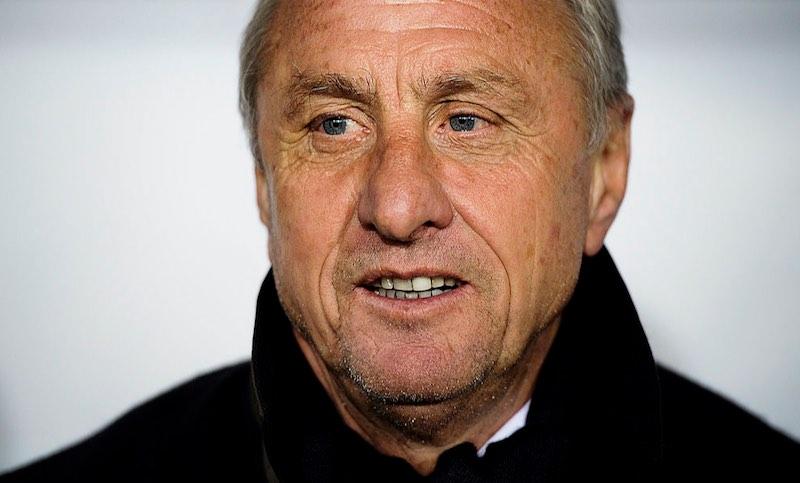 In memoriam: el monumental Futbol Total de Johan Cruyff