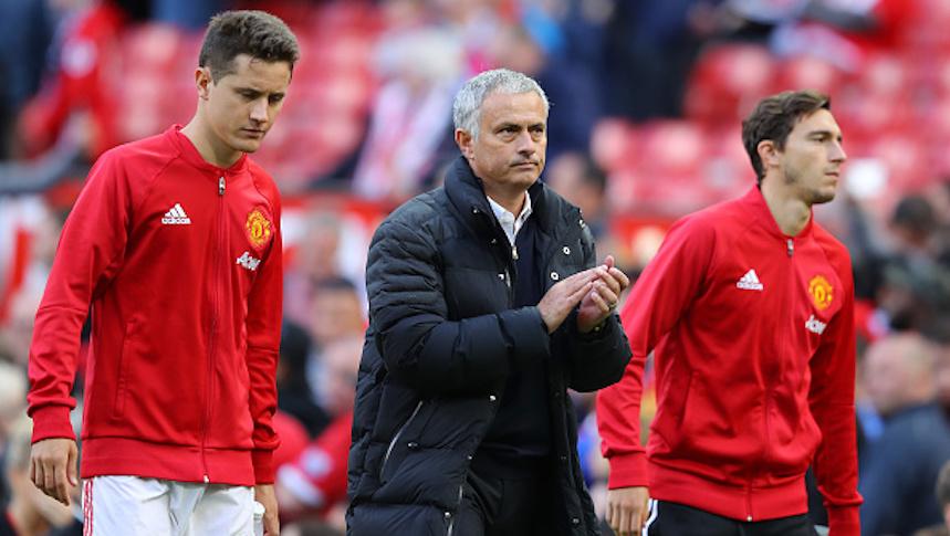José Mourinho jamás ha perdido contra el Chelsea