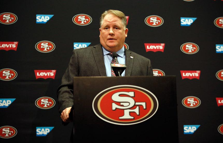 Chip Kelly no ha brillado en San Francisco