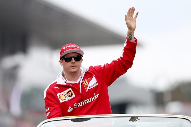 Kimi Räikkönen está listo para el Gran Premio de México y prueba vehículos en el Eco-Marathon Shell