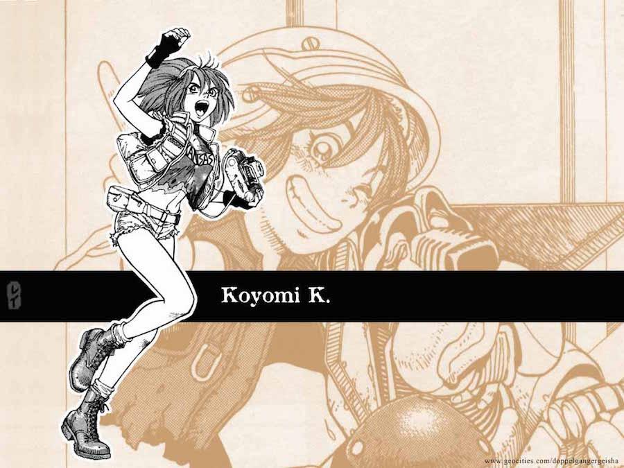 Koyomi Alita: Battle Angel