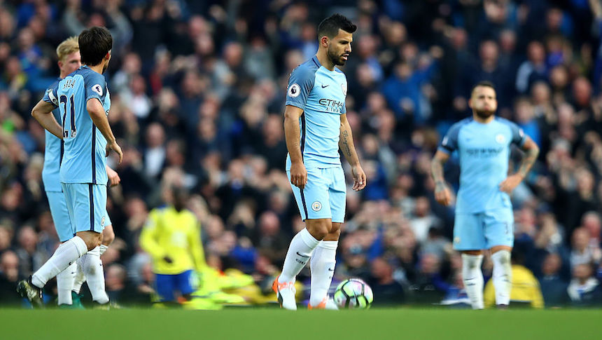 Sergio Agüero podría vivir su última temporada con el Manchester City