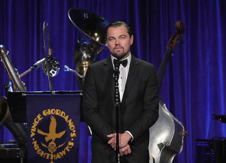 Leonardo DiCaprio dará vida a Sam Phillips, productor de Elvis Presley