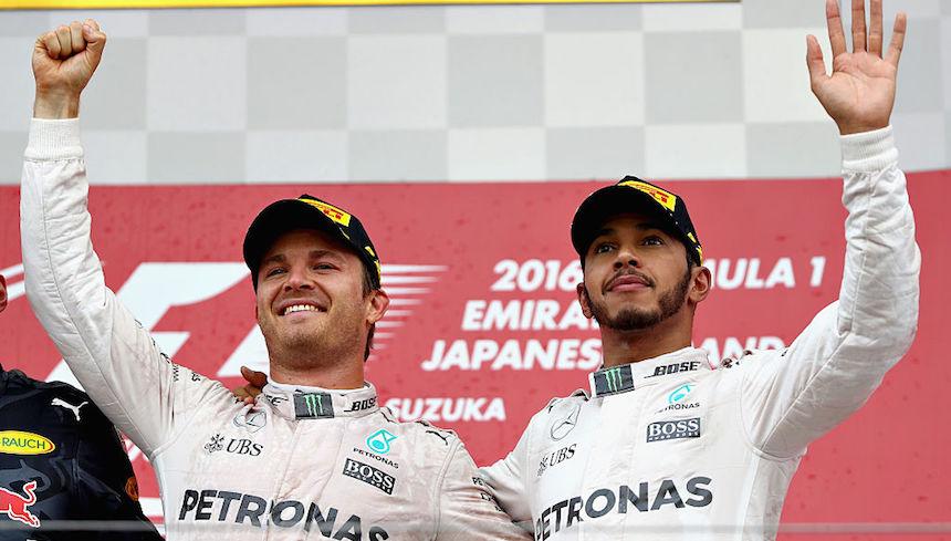 Lewis Hamilton y Nico Rosberg tendrán una pelea hasta el final