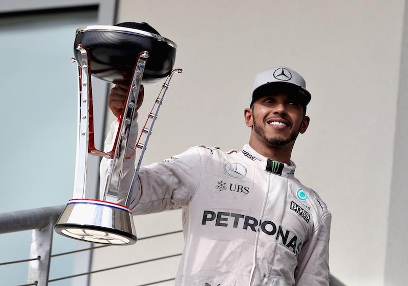 Lewis Hamilton se queda con el Gran Premio de Estados Unidos