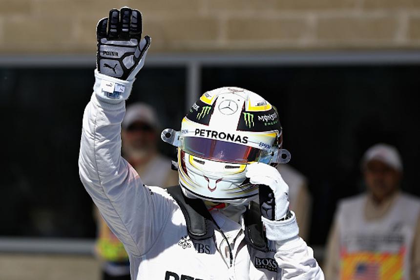 Lewis Hamilton se queda con la pole en el GP de Estados Unidos