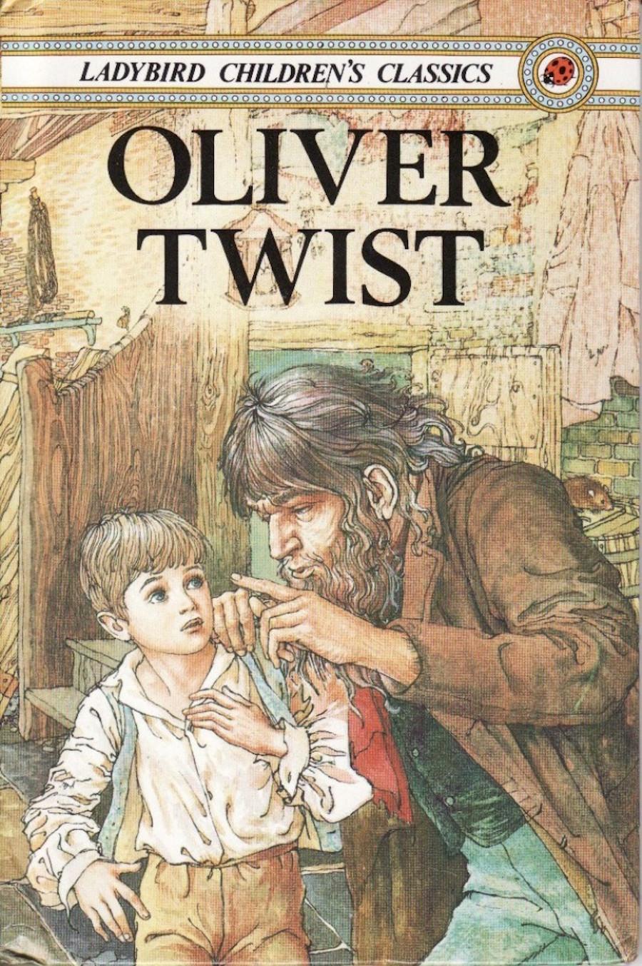 Novela de Oliver Twist
