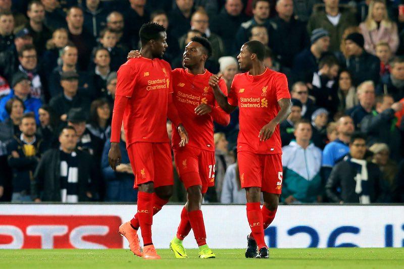 Sin problema alguno Liverpool avanza a los Cuartos de Final de Capital One Cup