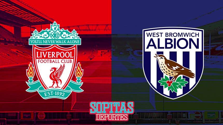 EN VIVO: Liverpool quiere seguir en los primeros lugares de la Premier