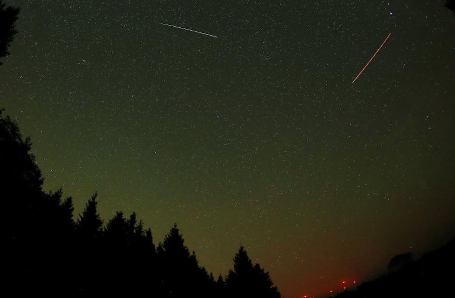 ¿Qué es la lluvia de estrellas Oriónidas y cuándo podemos verla?