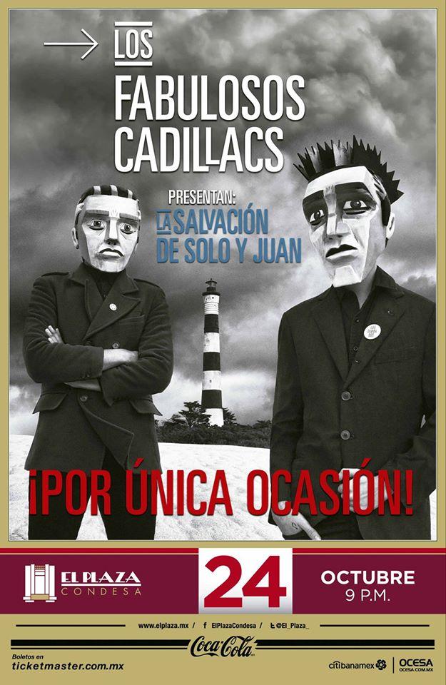 los-fabulosos-cadillacs-plaza-condesa-flyer