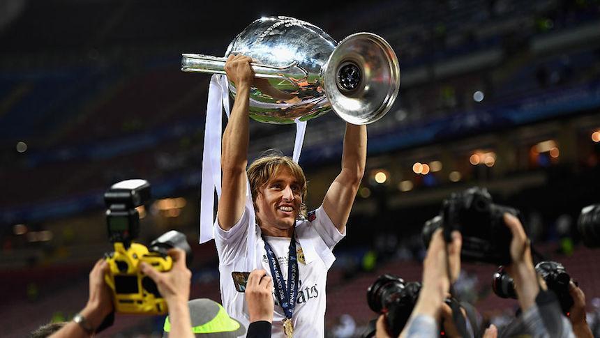 Luka Modric ha sido clave para el Real Madrid