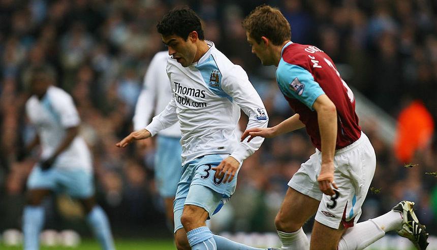 Nery Castillo tuvo un paso breve por el Manchester City