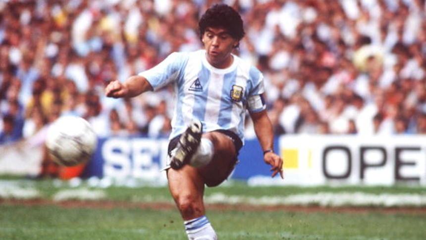 40 años del debut de Diego Armando Maradona