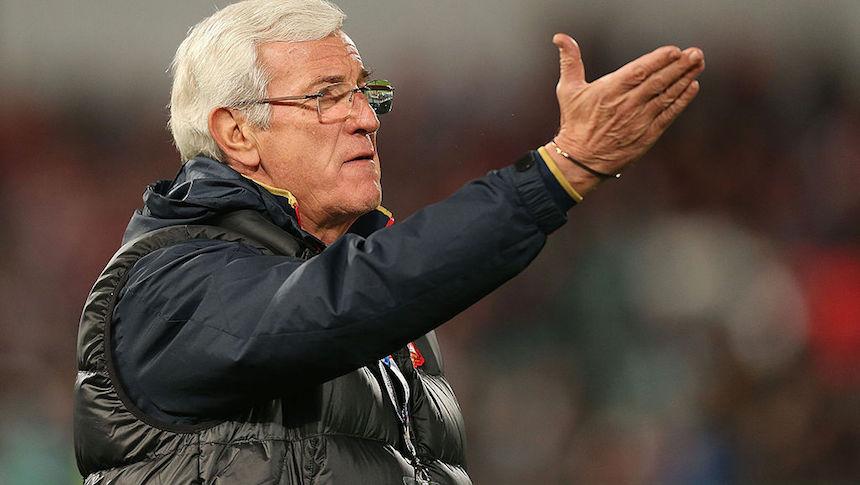 Marcello Lippi es el nuevo entrenador de la selección de China
