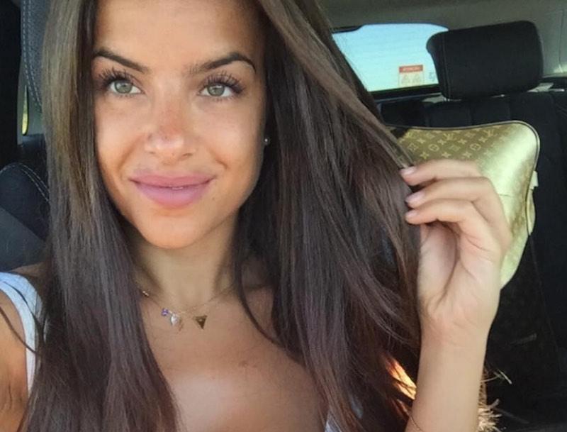 Marisa Mendes selfie