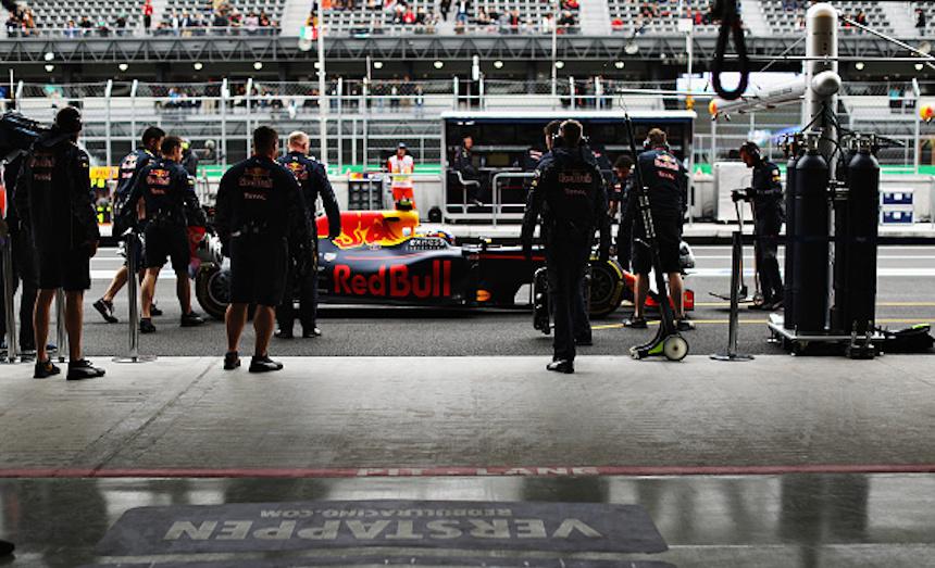 Así se viven las prácticas del Gran Premio de México