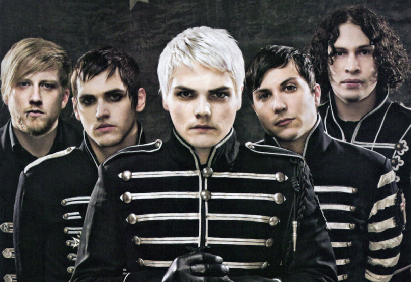 A 10 años, 'The Black Parade' de My Chemical Romance sigue vigente