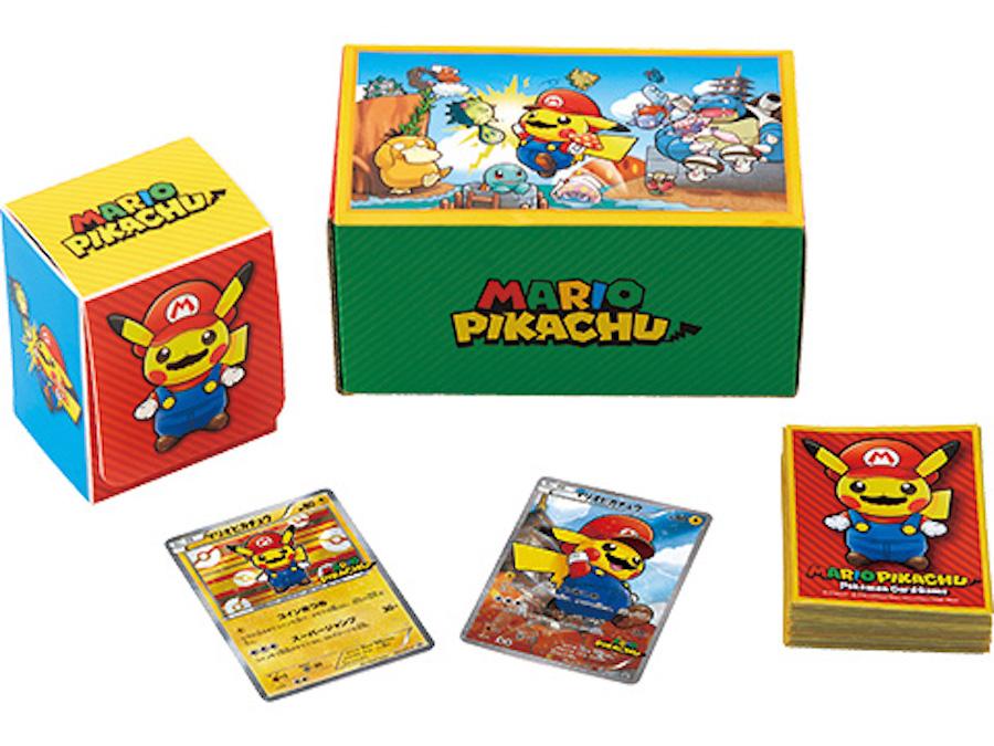 Productos - Mario Pikachu
