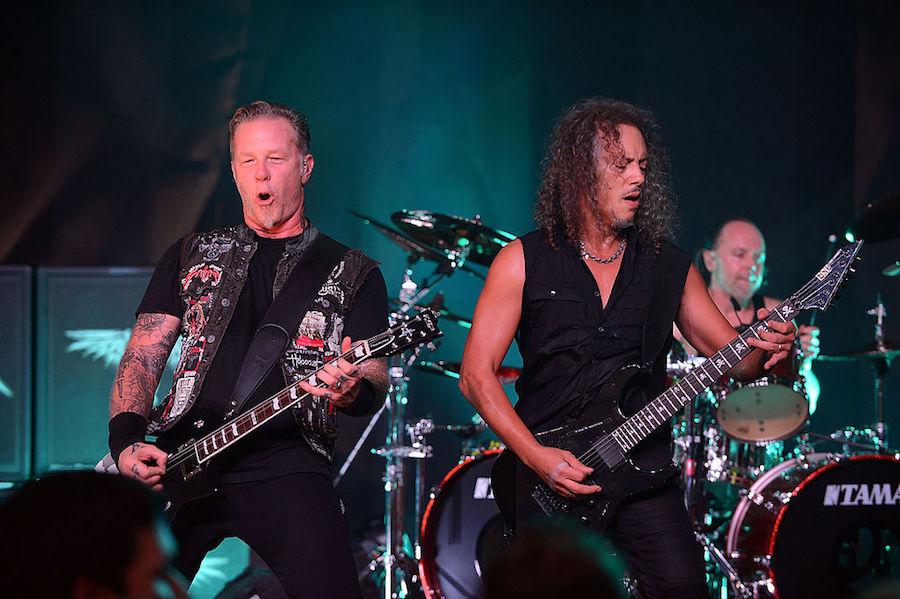"""Metallica toca en vivo """"Hero Of The Day"""" por primera vez en 17 años"""