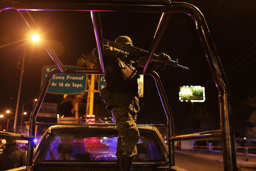 Autoridades afirman tener claro el móvil del ataque contra militares en Sinaloa