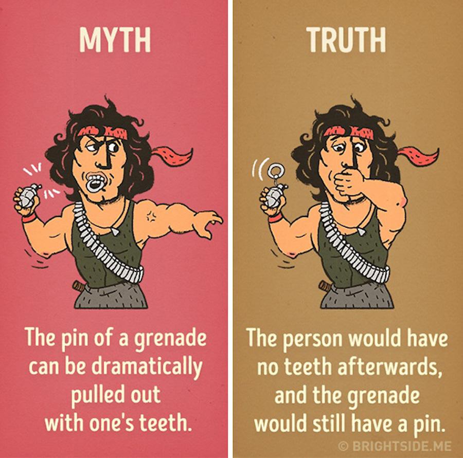 Mitos del cine - Granada